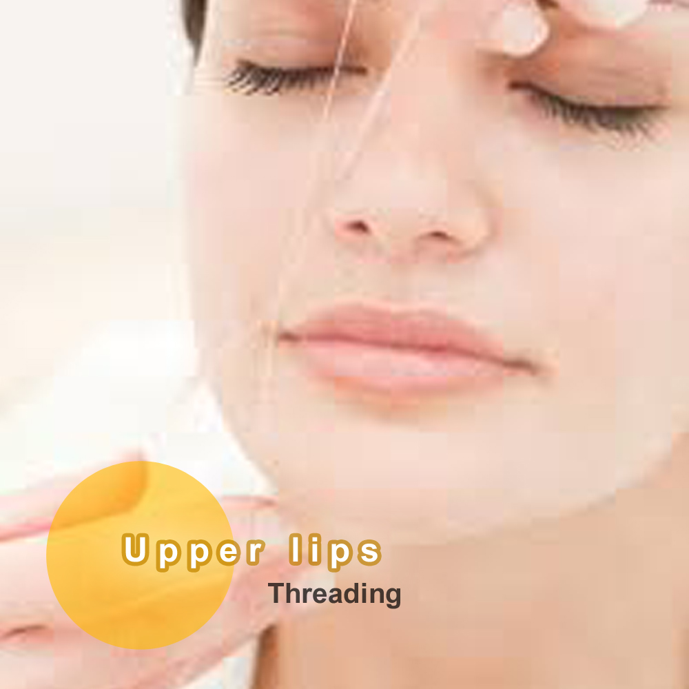 Upperlip Threading Iz Eyebrow Threading